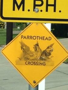 """Parrothead Crossing"""