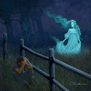 More Legends of South Texas- LaLlorona