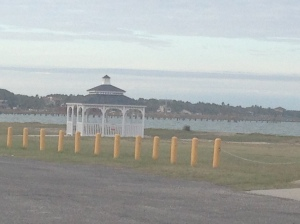 The little gazebo in Fulton.