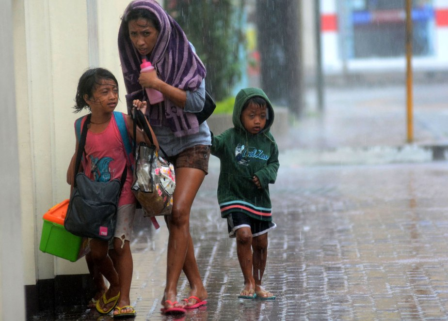Time Ticks after the TyphoonTragedy