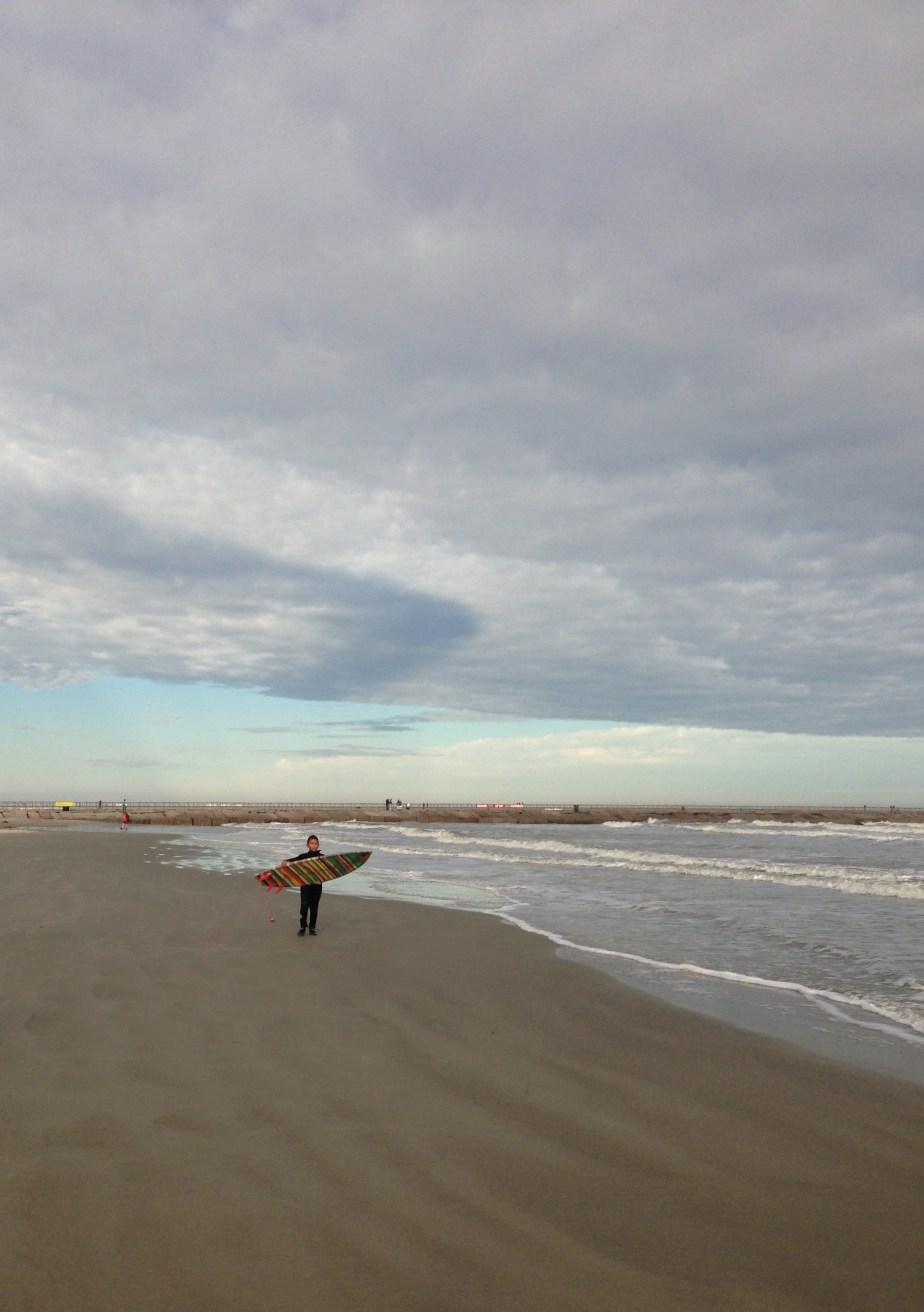 A Brisk Beach Walk is the Best Medicine for Post-ChristmasBlahs
