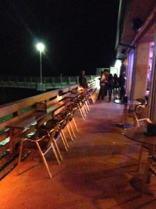 Mikel Mays on Bob Hall Pier