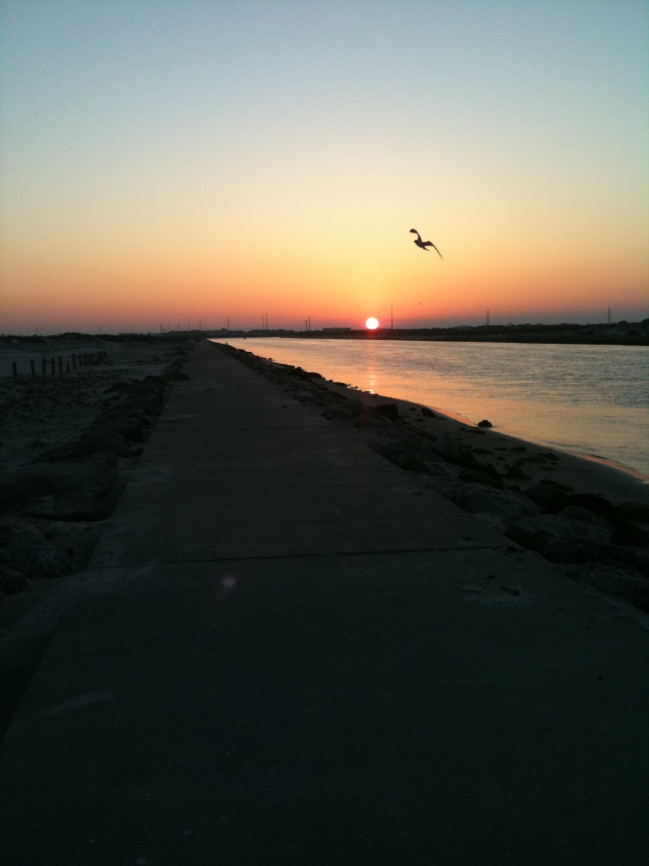 """Places to Go,""""Sea"""", and Do: North Padre Island:PackeryChannel"""