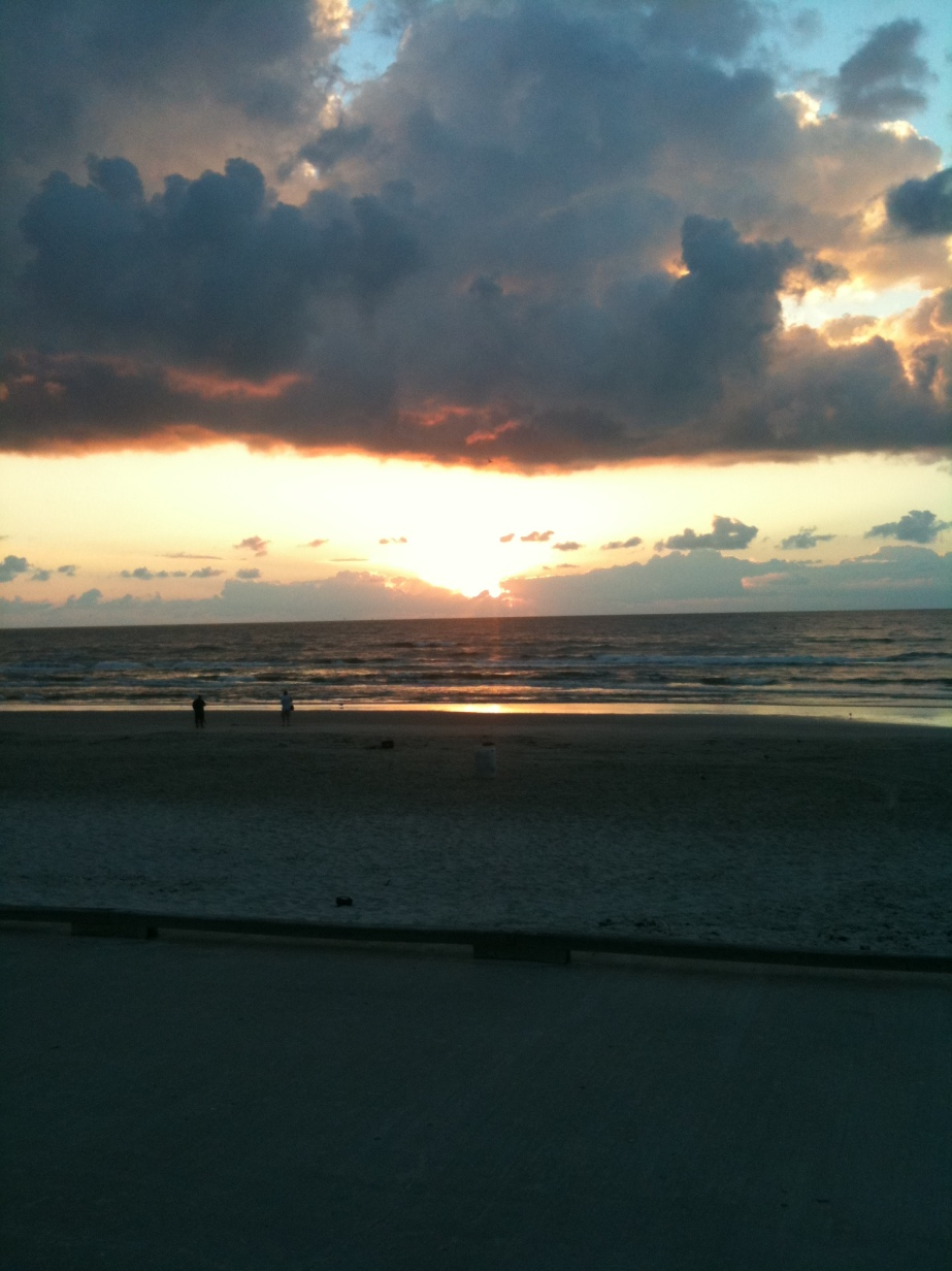 """Places to Go,""""Sea"""", and Do: North Padre Island: TheSeawall"""