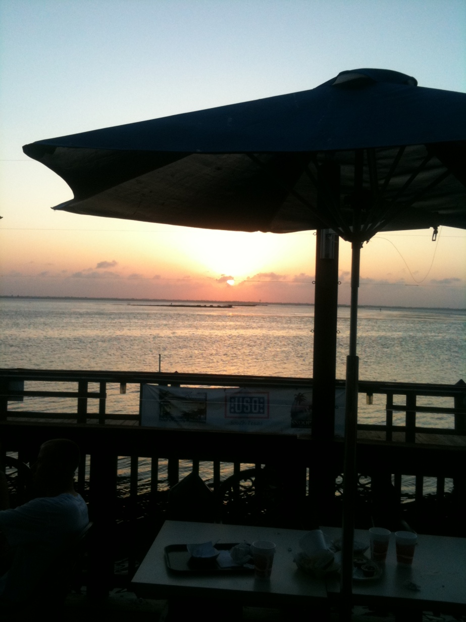 """Places to Go,""""Sea"""", and Do: North Padre Island and Flour Bluff: Get GoodGrub"""