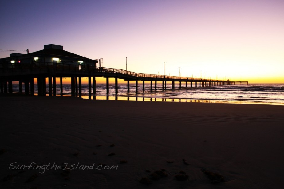 """Places to Go,""""Sea"""", and Do around North Padre Island:Bob Hall Pier at Padre BalliPark"""