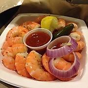 The fresh shrimp are the best in Corpus Christi. Photo courtesy of urbanspoon.com