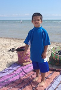 Rockport Beach Park offers clean, safe beaches which are great for kids!