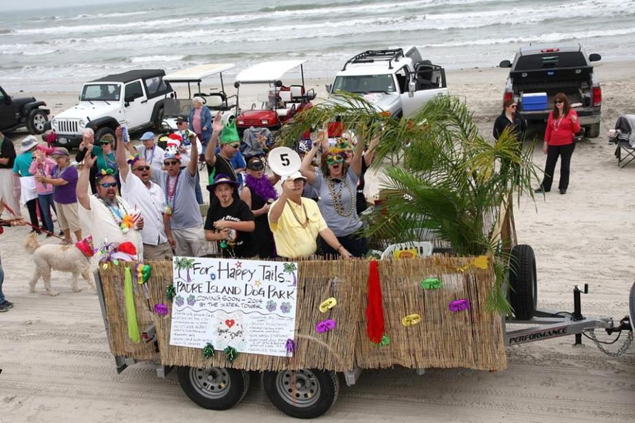Mardi Gras Celebrated Island Style?