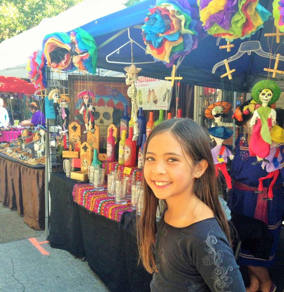 Dia de los Muertos Street Festival in Downtown CorpusChristi